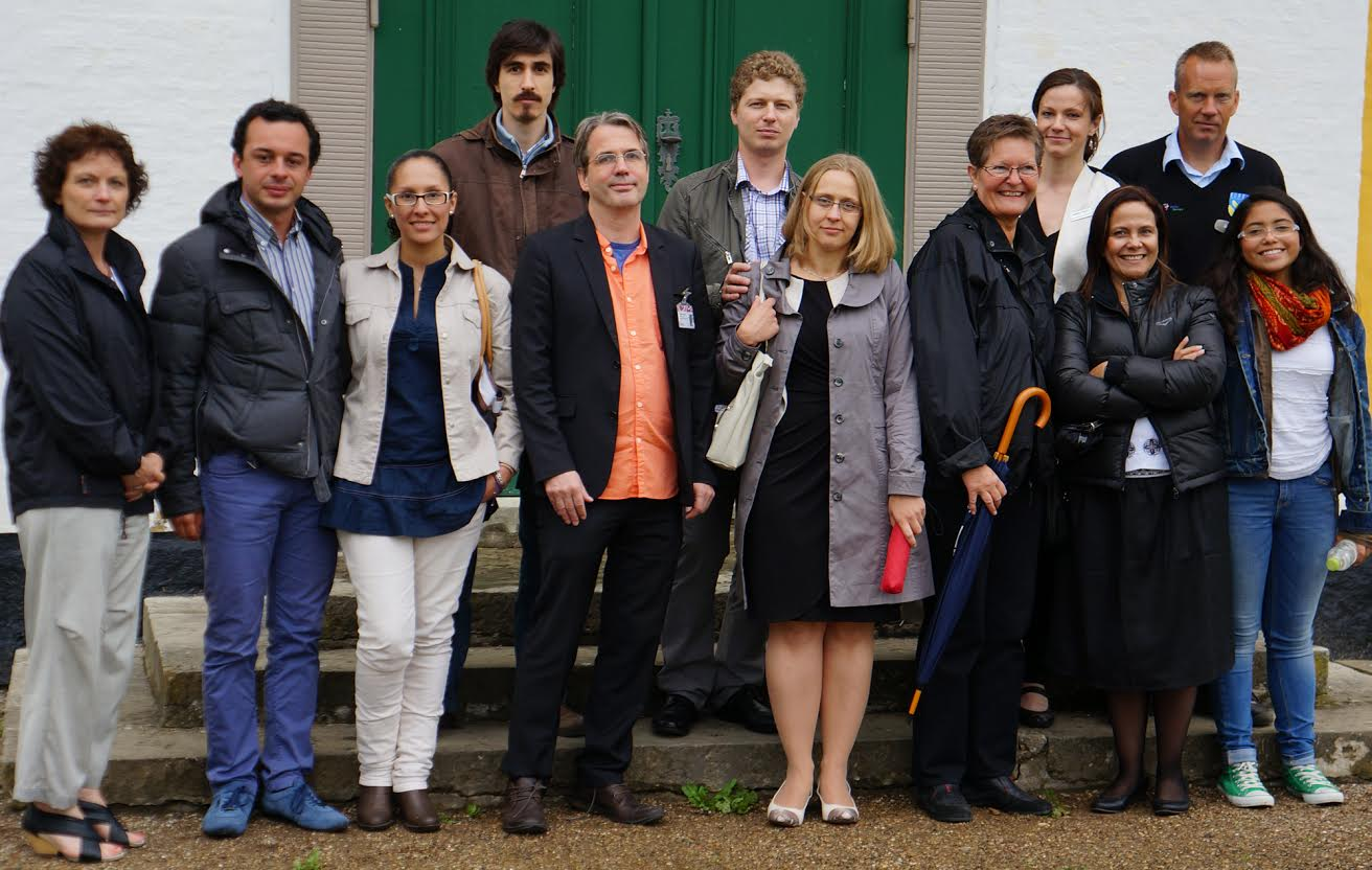 Orienteringstur - Psykiatrien Augustenborg juni 2013